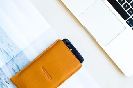 Google Pixel 3 & 3 XL leather sleeve // PELTA