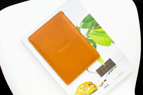Leather sleeve Amazon Kindle // PELTA