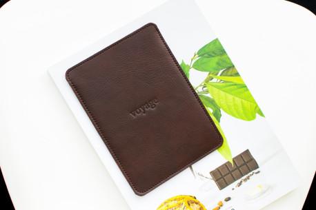 """Kožený obal na iPad 9.7"""",10.5"""",12.9"""" // Pelta (Coffee)"""
