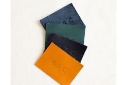 Pánský kožený pásek // PIKE (Black)