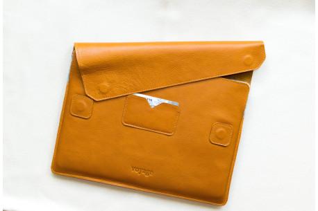 """Leather folio iPad 11"""",10.5"""",12.9"""" // LEDAR (Brown)"""