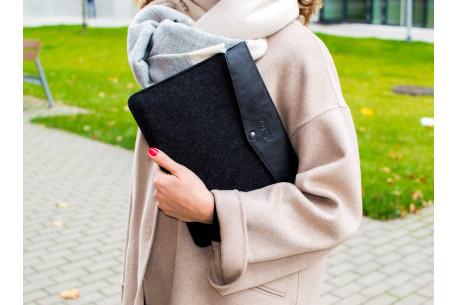 Kožené pouzdro na iPad // ANKER (Black)